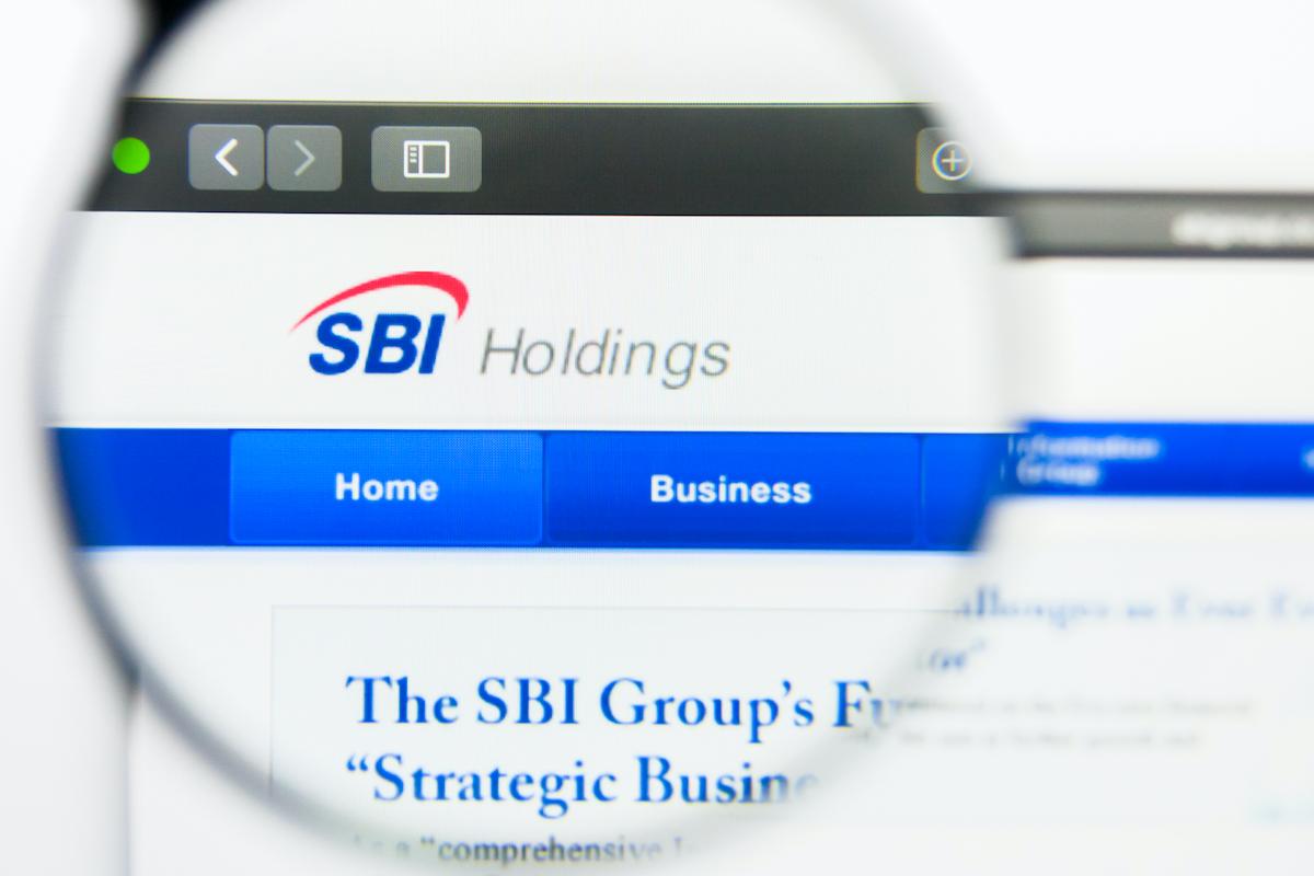 SBI、暗号資産ファンド立ち上げ:報道
