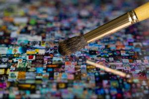 破格の値がつくNFTは投資先としての美術品か?