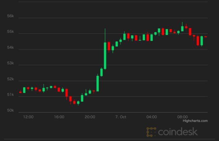 ビットコイン、ドミナンスも上昇──アルトコインから資金がシフト【市場動向】